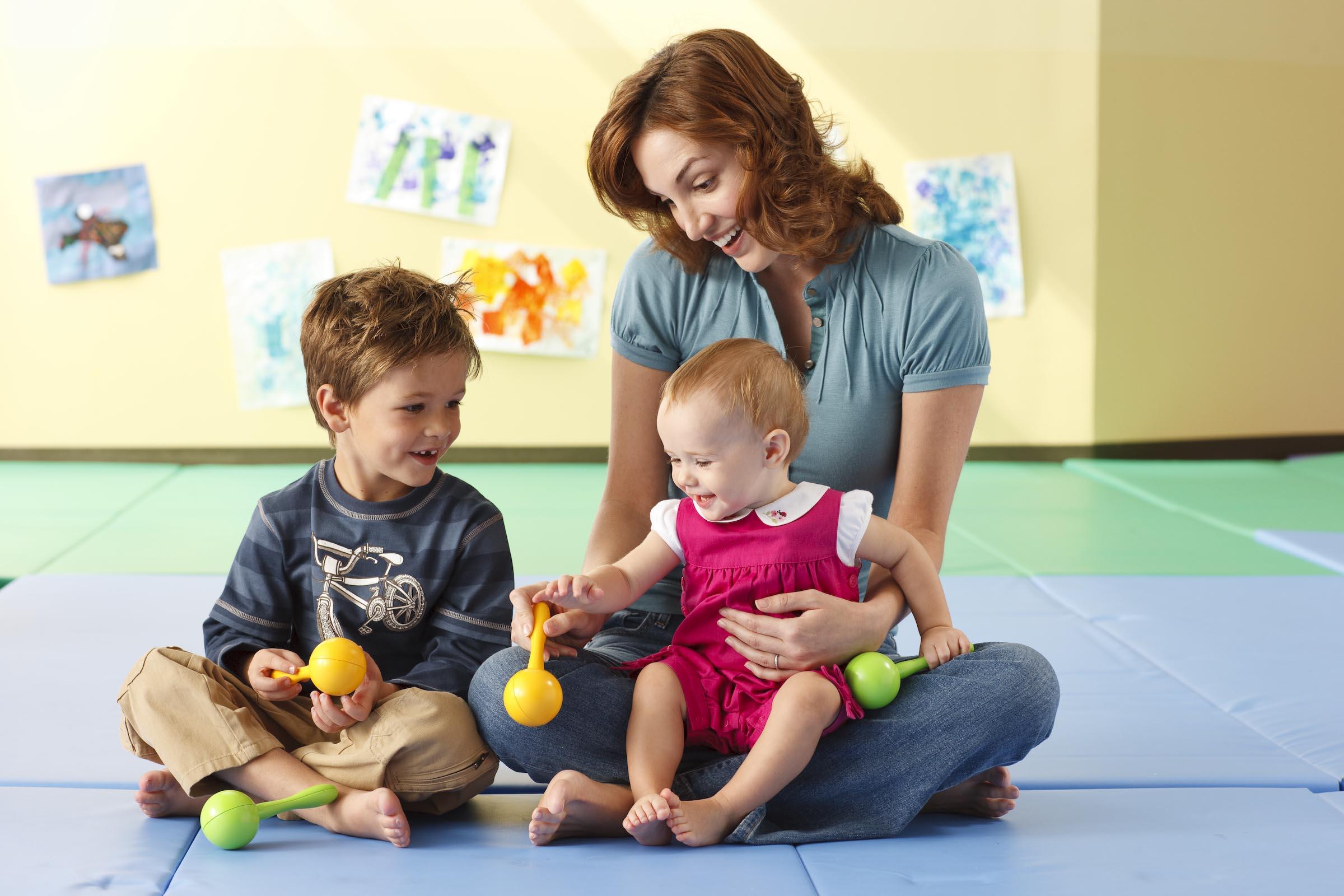 کارگاه مادر و کودک