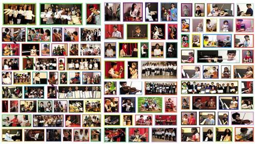 دهمین سالگرد آموزشگاه موسیقی شیدا