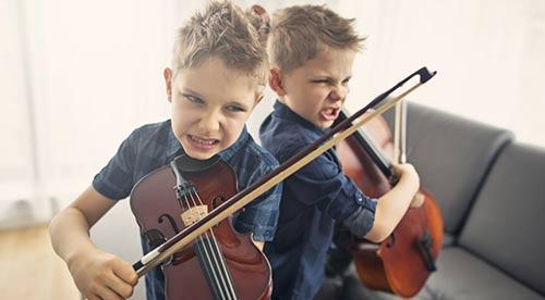 در یادگیری موسیقی کدام مهمتر است: استعداد یا تمرین؟